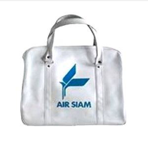 Vintage Air Siam Airlines Carry On Bag